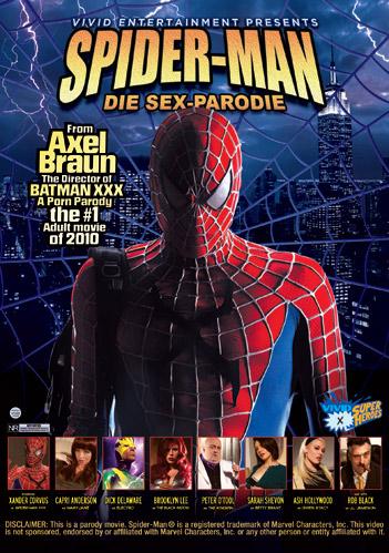 Spiderman Die Sexparodie