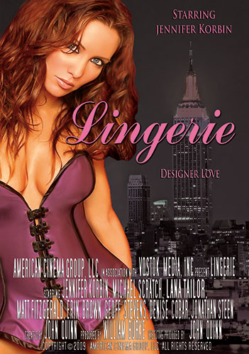 Lingerie - Designer Love   LUST PUR - Der erotische TV-Sender