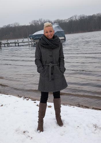 Mandy Mystery lässt sich durch Berlin ficken
