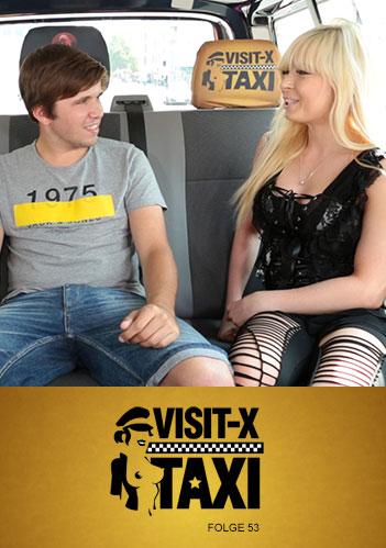 Visit-X-Taxi 53 | LUST PUR - Der erotische TV-Sender